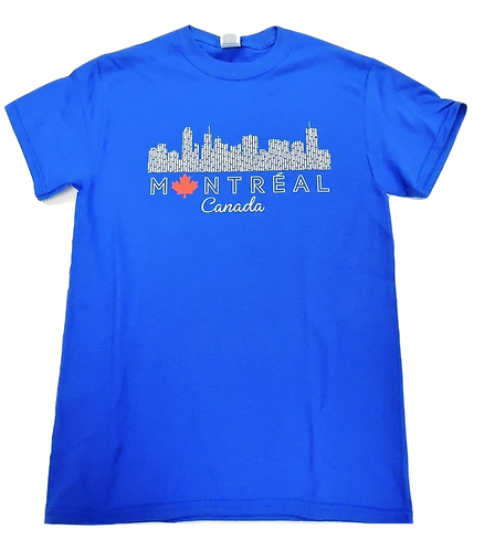 7101-Montreal Skyline