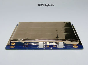The EXA BA01S High Energy Density Battery Array provides the highest energy capacity and redundancy for cubesats