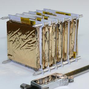 Banco de baterías TITAN-1 350Whr está disponible para el público