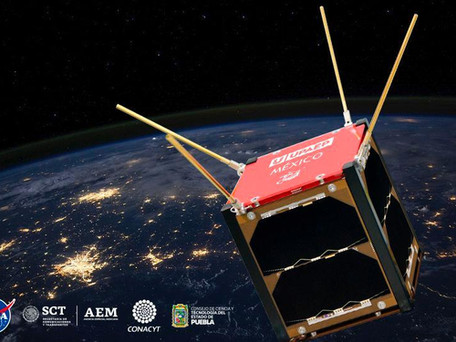 Partes de EXA seleccionadas para satélite K'OTO