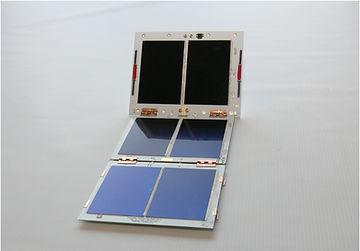 Cubesat Deployable Multifunction Solar Panels