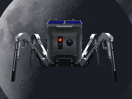 EXA is a partner for building robot to walk on the Moon