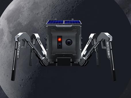 EXA es un socio para la construcción de robots lunares