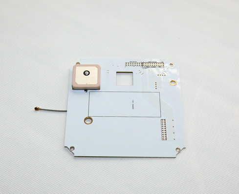 Cubesat Compact GNSS Active Patch Antenna