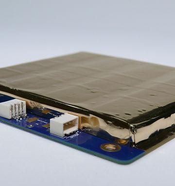 Cubesat High Energy Density Battery Array