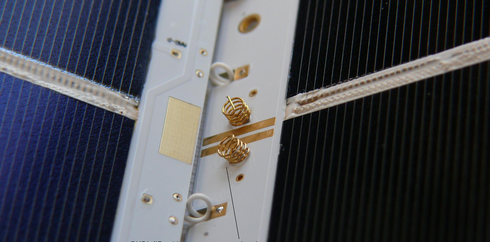 DMSA Deployable Multifunction Solar Array