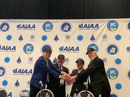Partnership between Spacebit, EXA and Dereum