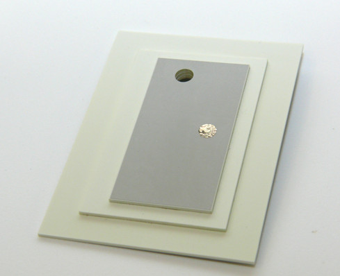 High Bandwidth S-Band Patch Antenna for Cubesats