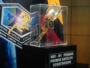 The NEE-01 PEGASO, the first Ecuadorian satellite