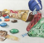 Candy Still Life