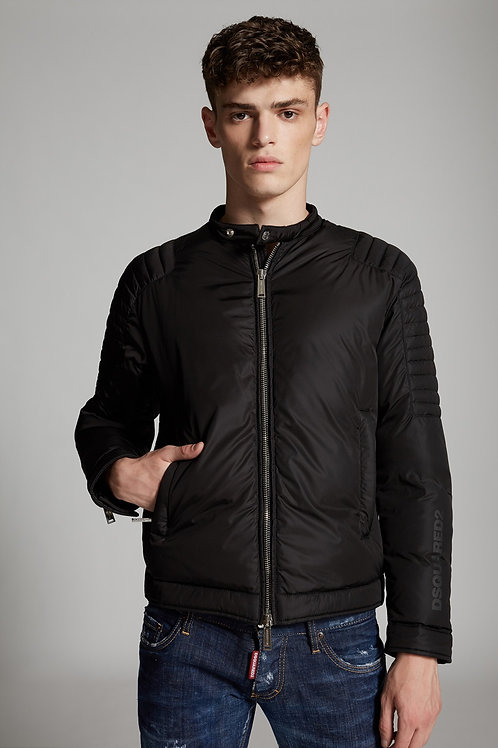 Black Dsquared2 Jacket