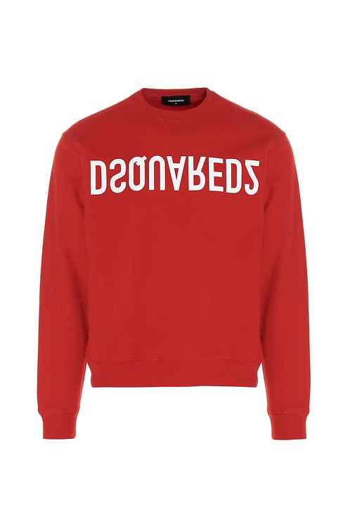 Red Dsquared2 Sweater