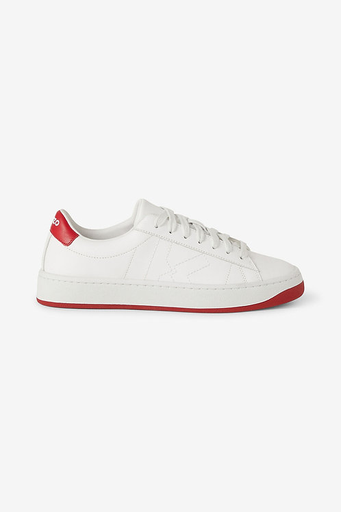 White Red Kenzo Sneakers