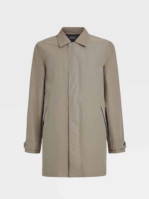 Beige Zegna Coat