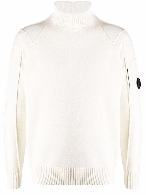White CP Company Knitwear