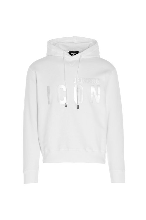 White Dsquared2 Hoodie
