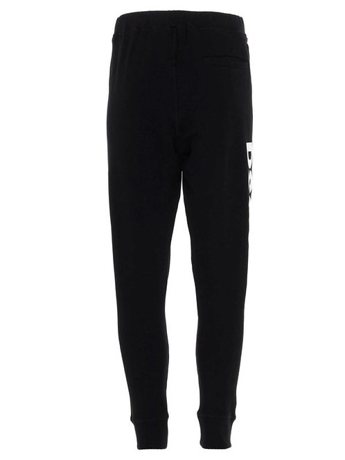 Black Dsquared2 Jogging Trouser