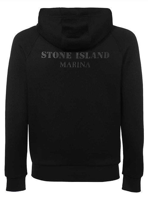 Black Stone Island Hoodie