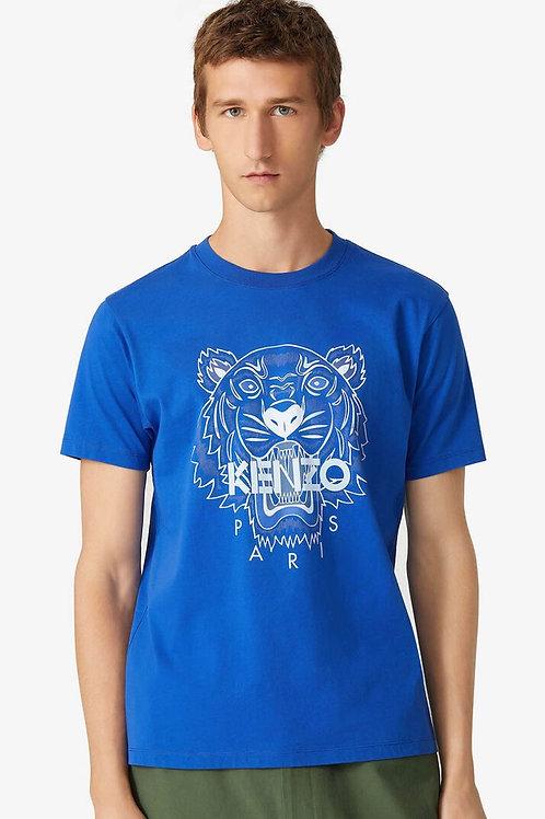 Royal Blue Kenzo T-shirt
