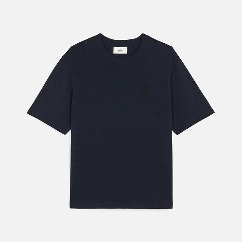 Blue Ami Paris Oversized T-Shirt