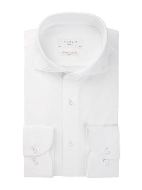 White Knitted Shirt