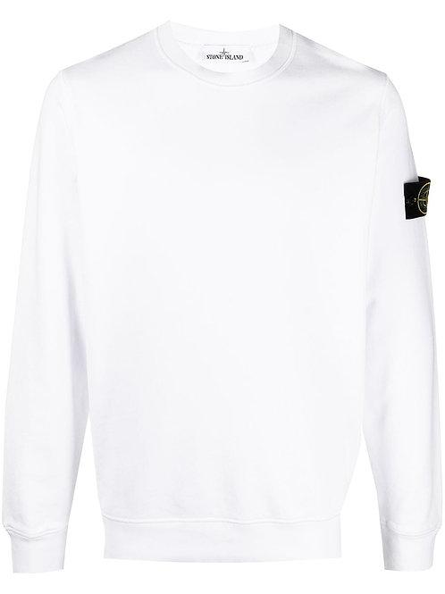White Stone Island Sweater