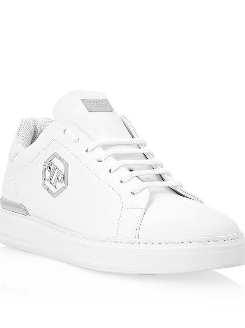 White Philipp Plein Sneakers