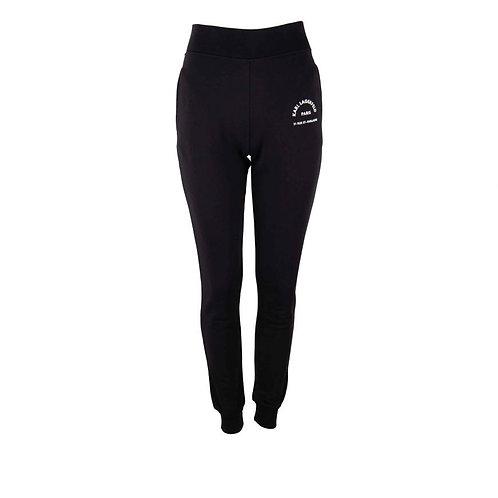 Black Karl Lagerfeld Jogging Trouser