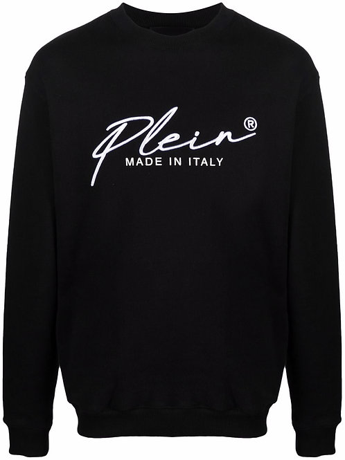 Black Philipp Plein Sweater