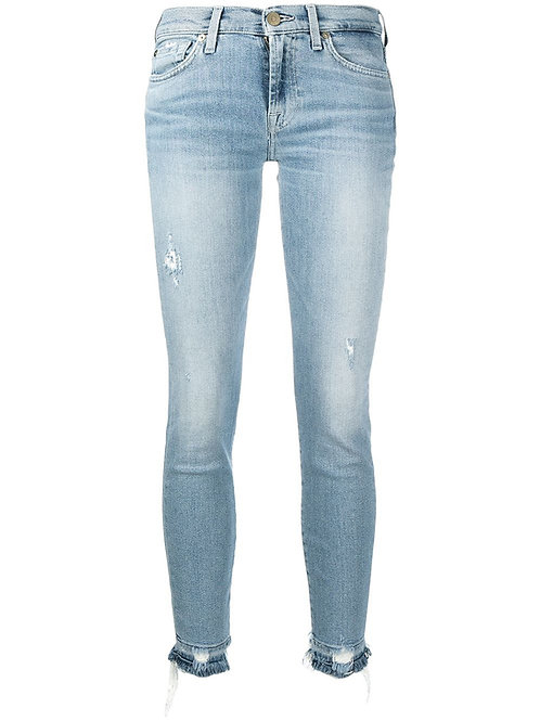 Blue 7 For All Mankind Jeans