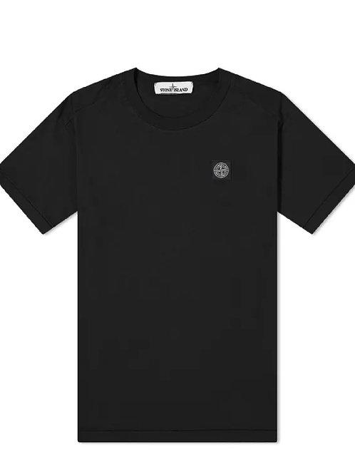 Black Stone Island T-Shirt