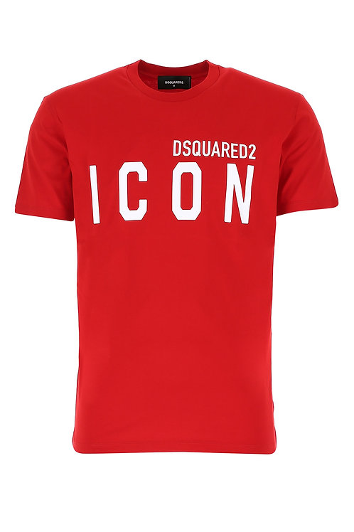 Red Dsquared2 T-shirt