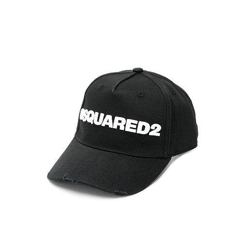 Black Dsquared2 Cap