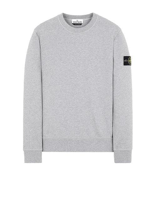 Light Grey Stone Island Sweater