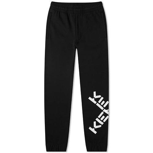 Black Kenzo Sweatpants