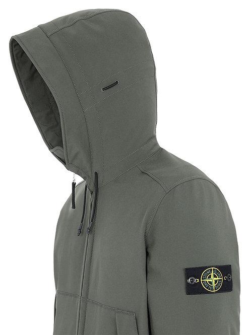 Khaki Stone Island Jacket