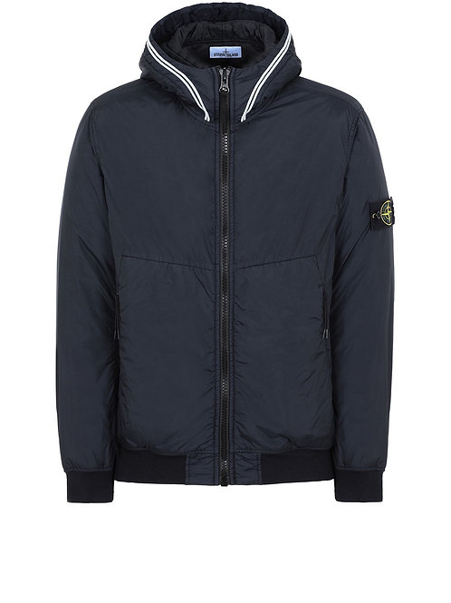 Dark Blue Stone Island Jacket