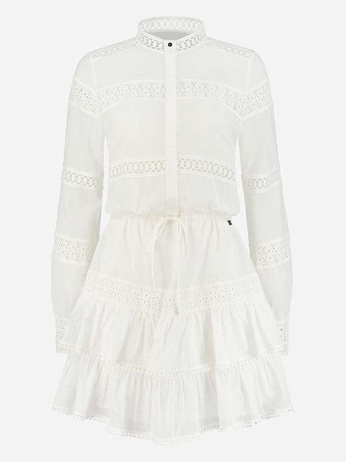 White Nikkie Dress