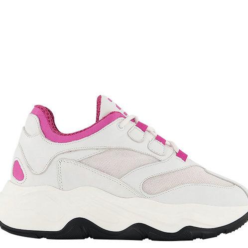White Nikkie Sneakers