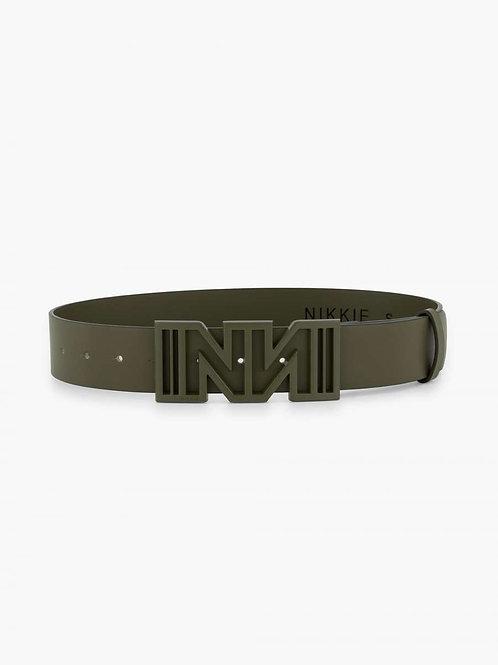 Khaki Nikkie Belt