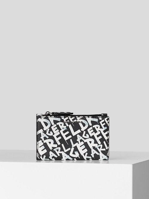 Black Karl Lagerfeld Cardholder