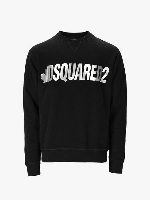 Black Dsquared2 Sweater