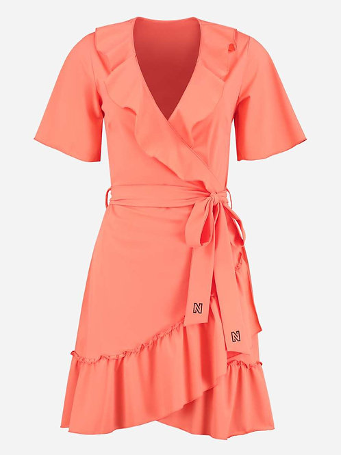 Orange Nikkie Dress