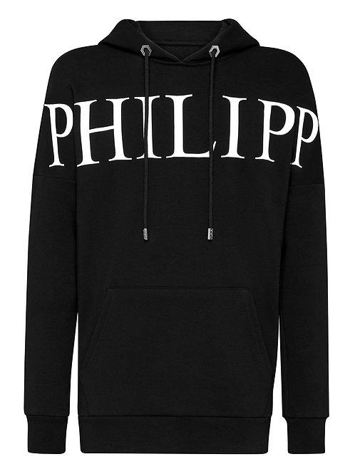 Black Philipp Plein Hoodie