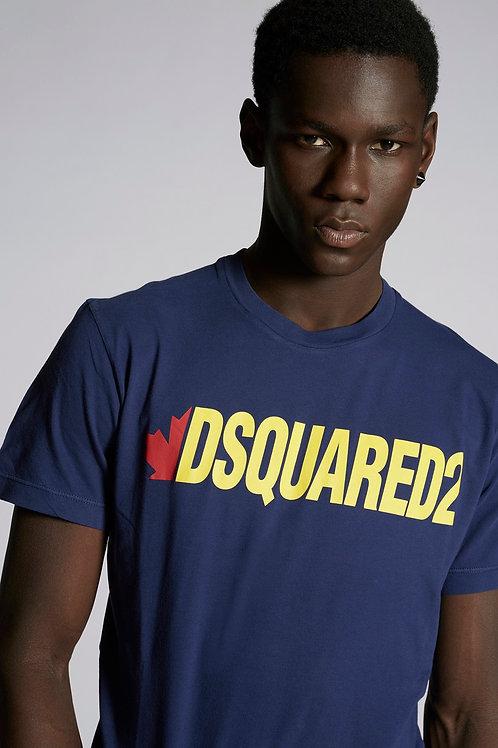 Blue Dsquared2 T-Shirt