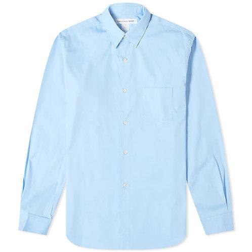 Blue Comme Des Garçons Shirt