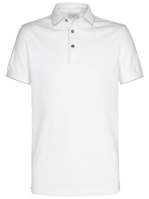 White Profuomo Polo