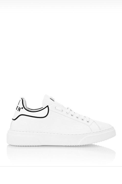 White Philipp Plein Sneakers