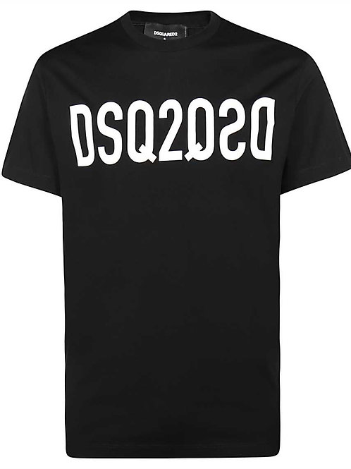 Black Dsquared2 T-shirt