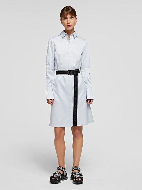 Blue Karl Lagerfeld Dress